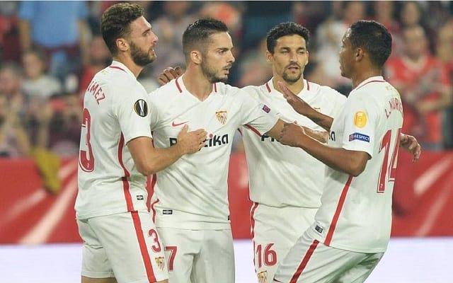 Sevilla vs Alaves